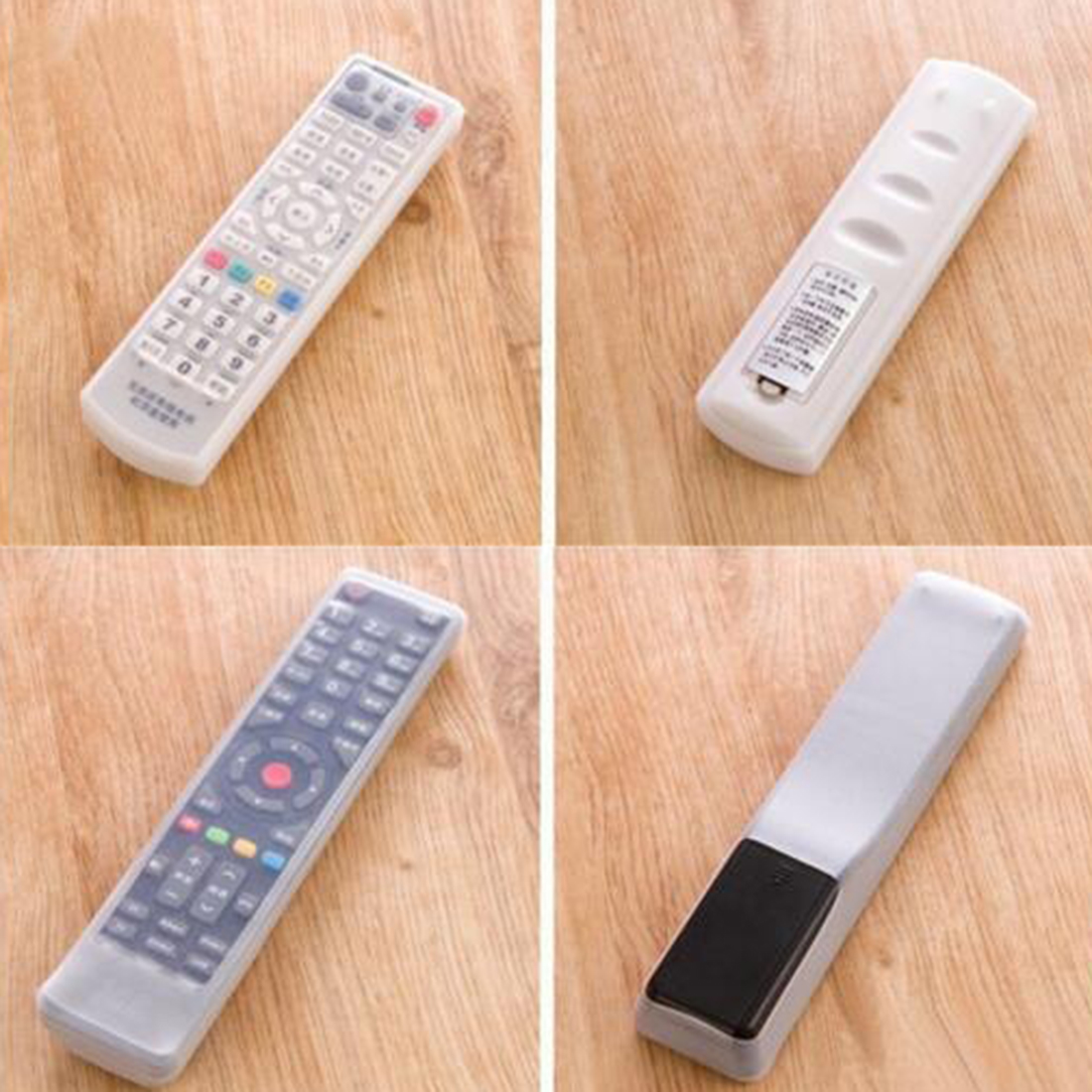 Silicone Remote Control Dust cover for TV