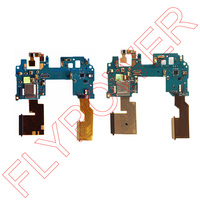 For HTC One M8 M8W M8T Dual Sim Version Main Mainboard Motherboard FPC Connector Power Switch