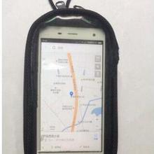 Черная мотоциклетная сумка для масляного бака водонепроницаемая сумка Магнитная сумка мотоциклетная навигационная сумка для телефона
