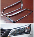 Geely Emgrand 7 EC7 EC715 EC718 Emgrand7 E7 ,car Headlight decorative frame, front head light lamp trims cover,accessories