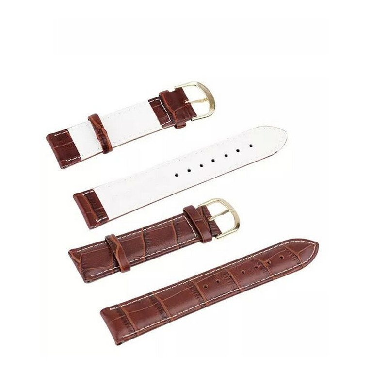 CRESTED Luxury Crocodile Genuine Leather Watch strap For Apple Watch band 42 MM 38 MM Link Bracelet Buckle Belt for iWatch 1/2 crested genuine leather strap for samsung gear s3 watch band wrist bracelet leather watchband metal buck belt