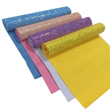 25*100 см мини-рулон массивная блестящая ткань синтетическая кожа для покрытия обоев, сумок, обуви, рукоделие декоративный материал, банты для волос