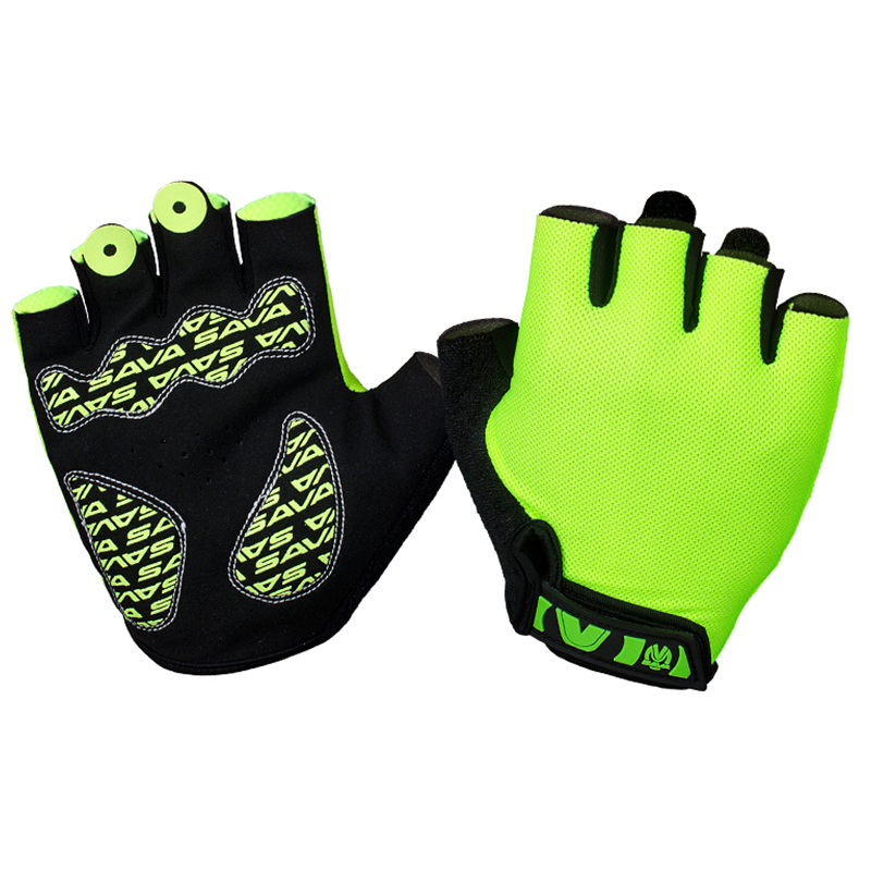 Summer Men and Women/'s Non-skid Sports Fitness  Half-finger Cycling Gloves MTB