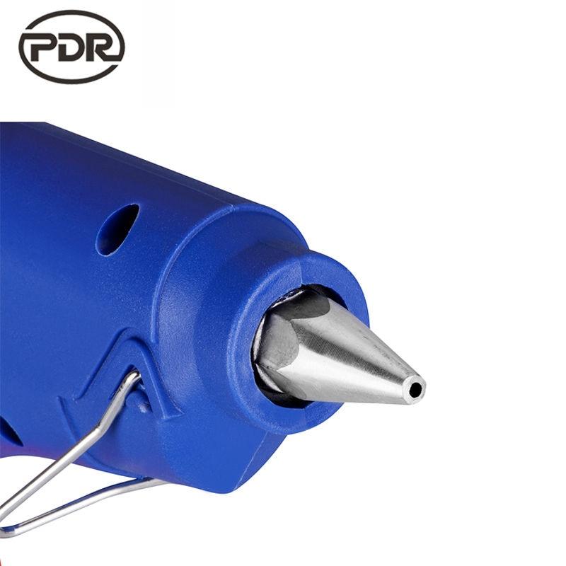 Купить PDR Tools Kit Дент Съемник Тяговая Мост Съемник PDR Клей палочки Клеевой Пистолет Для Удаления Вмятин Paintless Dent Repair Tools набор дешево