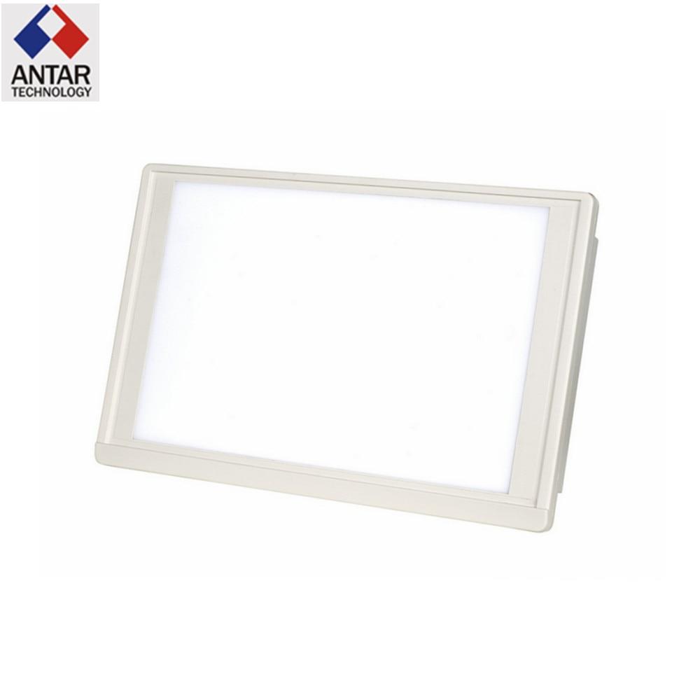 ФОТО AT0168 Dental X-ray film light Panel Screen oral hygiene X ray film lightDental film viewer