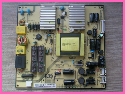 ФОТО Free Shipping>Original 100% Tested Working  H32E07 power supply board DLBL244 CQC10001041808 SHG3202G-116H