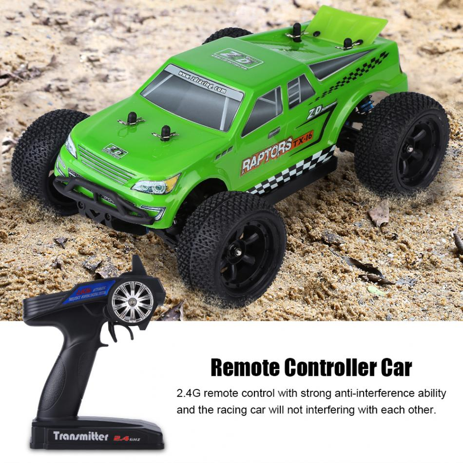 2Types 1 16 RC Car Drift Remote Control Toys For Boys Four Wheel Drive Crawler Remote