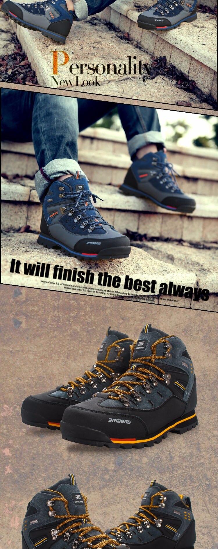Wholesale Sport Hiking Shoes