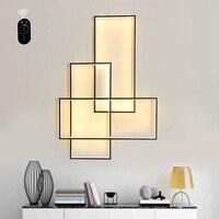 Umeiluce светодиодный настенный светильник бра дизайнер освещения алюминия живут кроватями Лестницы настенный светильник отель инженерно осв