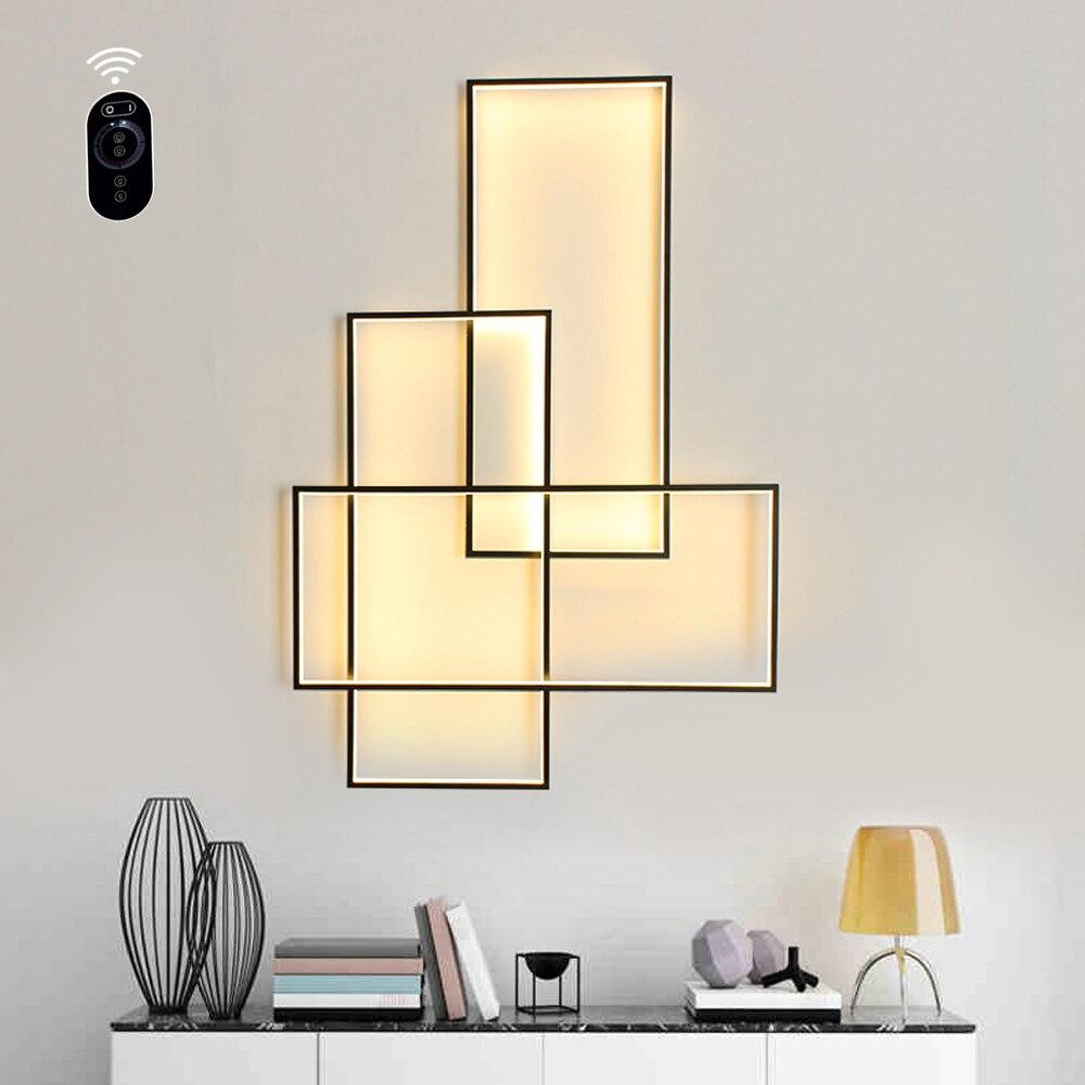 Umeiluce HA CONDOTTO LA Lampada Da Parete Applique Da Parete di Illuminazione di Design di Alluminio Soggiorno Camera da Letto Scale Luce di Ingegneria Dell'hotel di Illuminazione