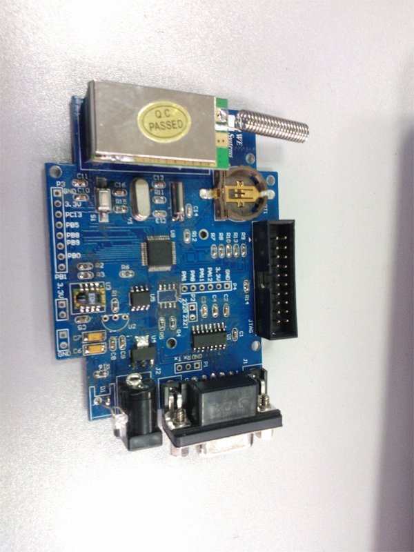SI4463 module, offer STM32 or MSP430 example code-in