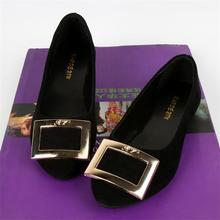 Большой Размер Женщин Квартиры Конфеты Цвет Женской Обуви Мокасины Лето моде Сладкие Плоские Ботинки Женщин Zapatos Mujer Плюс Размер 35-42