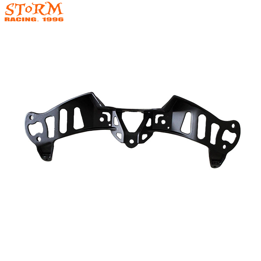 Motorcycle Front Head Light Headlight Bracket Carrier For Kawasaki  ZX-10R ZX10R NINJA ZX1000 2006 2007 06-07
