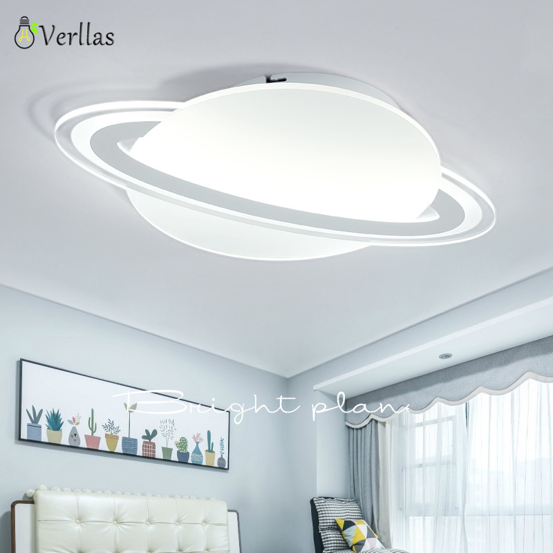 LICAN 2017 modern LED Ceiling Lights Baby room children ceiling lamp led Kids room lights Decorative lampshade Lamparas de techo