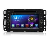 Android 5 1 1 Car Radio DVD GPS Player For GMC Yukon Tahoe Acadia 2007