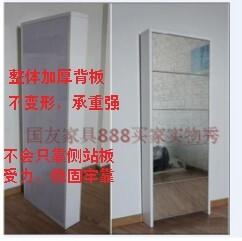 77c72925d2 1718 ultra-thin mirror shoe shoe rack of five full-length mirror cabinet  hallway all apartment all shoe slim