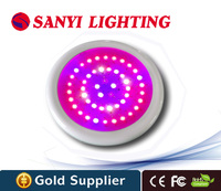 Agricultural Greenhouse 45w Ufo Plant Light 10 Spectrums For Plants Flowering Blooming Seeding Free Shipping To