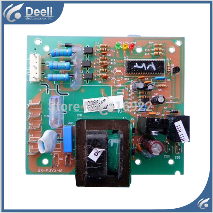 95% new good working Air conditioning for ochs computer board motherboard plate KFR-120L/N3/ND on slae