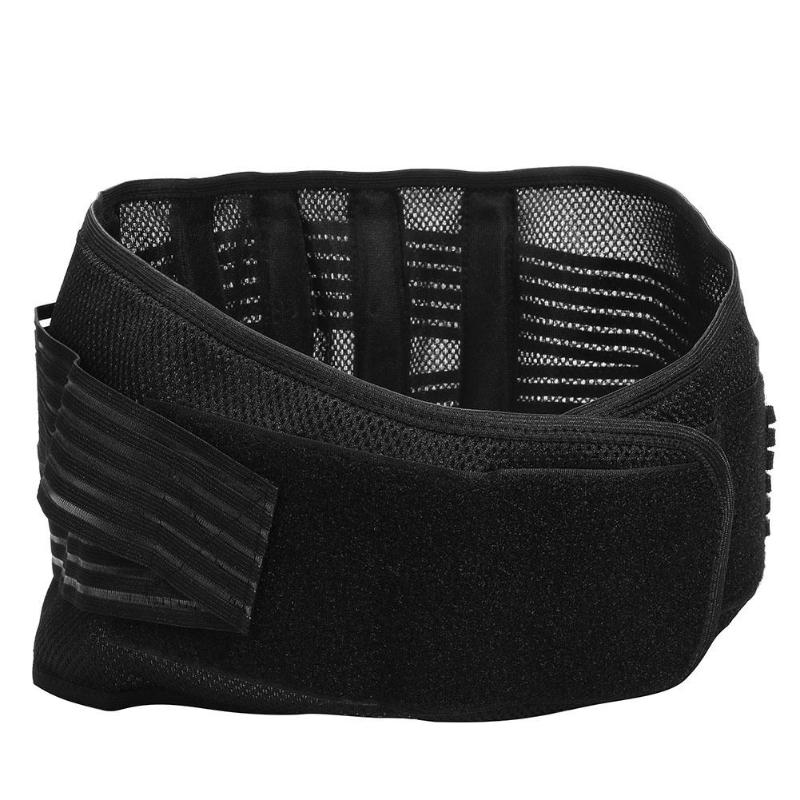 Waist Support Lumbar Corset Belt Elastic Breathable Lumbar Brace Support Recovery Belts For Waist Trainer Corset Women Men NEW