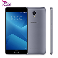 Original Meizu M5 Note Helio P10 Octa Core Mobile Phone 3GB RAM 16GB/32GB ROM 5.5
