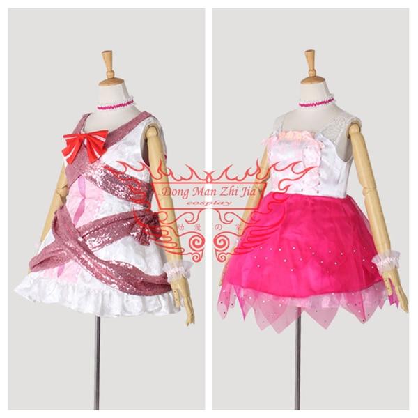 LoveLive Nico Yazawa Performance Wear Change outfit Cosplay