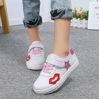 Sbach Children Kids Shoes For Girls Glitter High Top Trainers Baby Girls Fashion Girl Shoes White