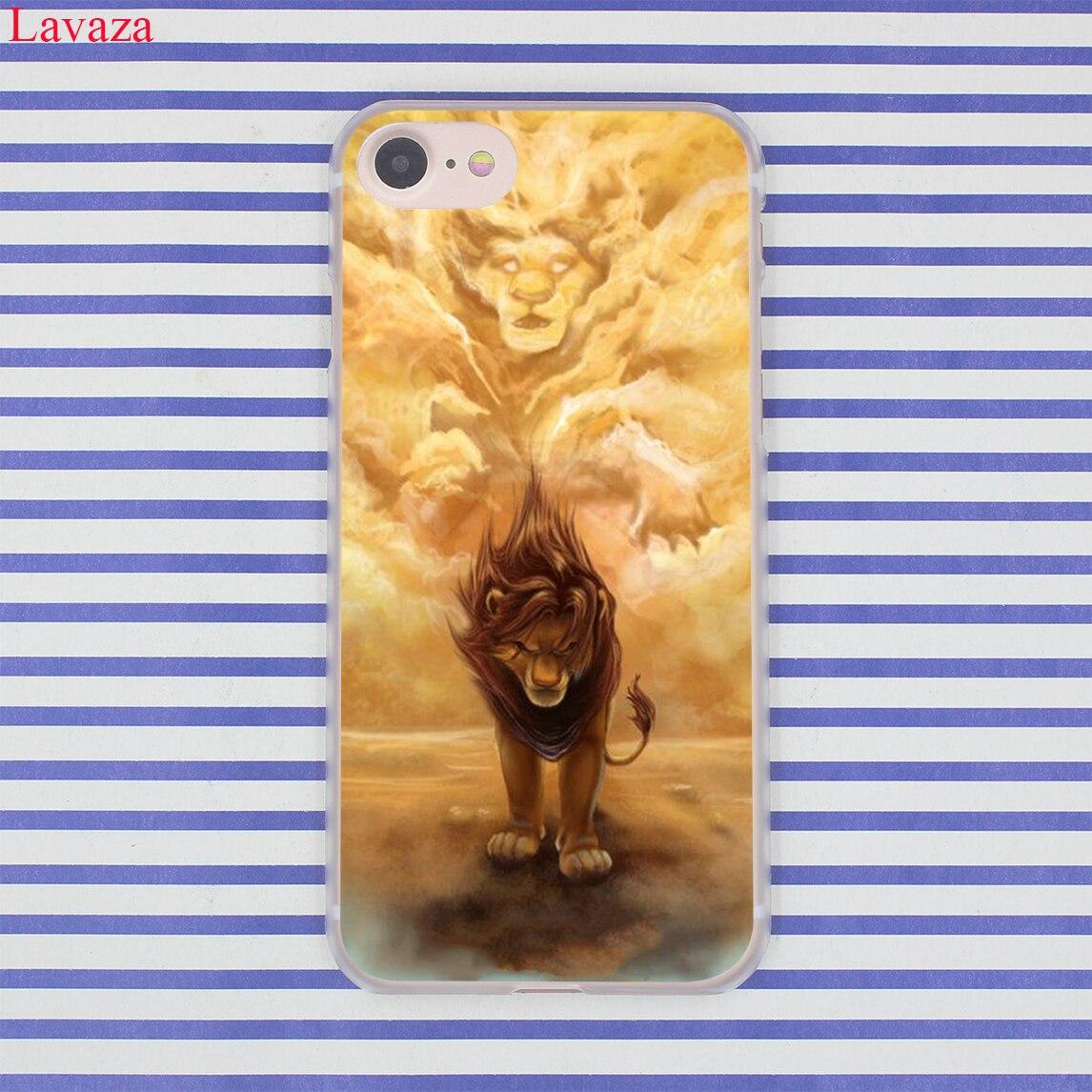 coque le roi lion iphone 8