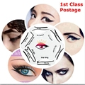 6 In 1 Eyeliner Stencil Makeup Cat Eyebrow Set Reusable Quick Women Liner Girl Eyes Perfect Beautiful Guide Tools
