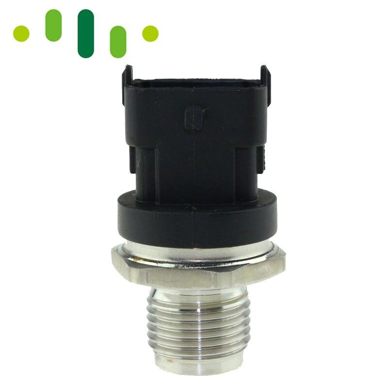 Diesel Rail Fuel Pressure Sensor 0281002908 55190763 31400-4A010 Til - Bilreservedele - Foto 4