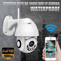 Baby Monitor New IP Camera WiFi 2MP 1080P Wireless Speed Dome CCTV IR Camera Outdoor Security IP TF Card Baby Camera