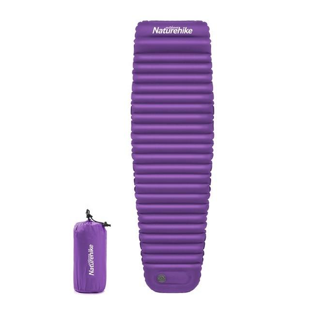 Naturehike Winter Sleeping Pad Ultralight Inflatable air Mattress 3