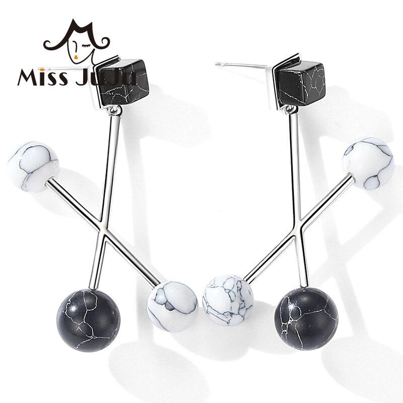 Miss JuJu Ronde Boucles D'oreilles Or Boucles D'oreilles pour les Femmes Clips pour Oreilles Femmes Oreille De Mode de Manchette Femmes Boucles D'oreilles Bijoux M3022