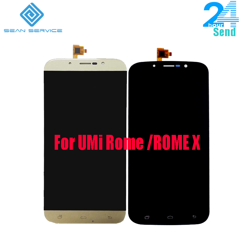 Original UMI ROME /ROME X LCD Display and Touch Screen  Digitizer Assembly Replacement UMI ROME MTK6753 5.5