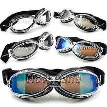 Скутер очки мотоцикла очки мотокросс Googles мотоцикл Google Offroad очки ATV открытый 4 цветов бесплатная доставка D10