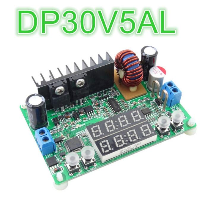 LED display Constant Voltage current Step-down regulator DP30V5AL Programmable Power Supply Module 20%off цена