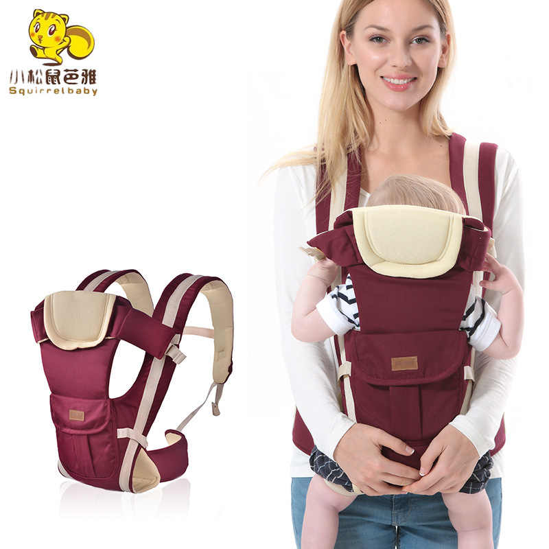 cd9da362117 Multifunction Newborns Soft Breathable Baby Carrier Mochila Portabebe Chicco  Infant Comfortable Kid Sling Backpack Baby Hip