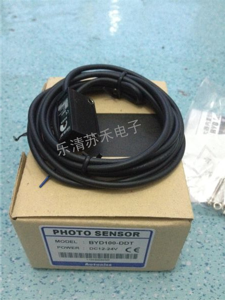 original photoelectric switch BYD100-DDT original authentic sensor byd100 ddt