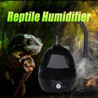 1pcs 2.5L Amphibians Reptile Fogger Humidifier Vaporizer Fog Maker Generator For All Kinds Of Reptiles Amphibians Pet Supplies