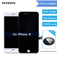 AAA Grade For IPhone 8 4 7 8Plus 5 5 LCD With 3D Touch 100 Guarantee