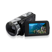 Gizcam HDV 312P 2.7 inches 24MP Full HD 1080P Digital Camera 16x ZOOM Vidoe Recorder Camcorder DV DVR Cam Gift