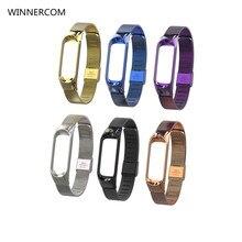 WINNERCOM сменный мужской t S браслет для мужчин и женщин Модный ремешок для Xiaomi Mi 3