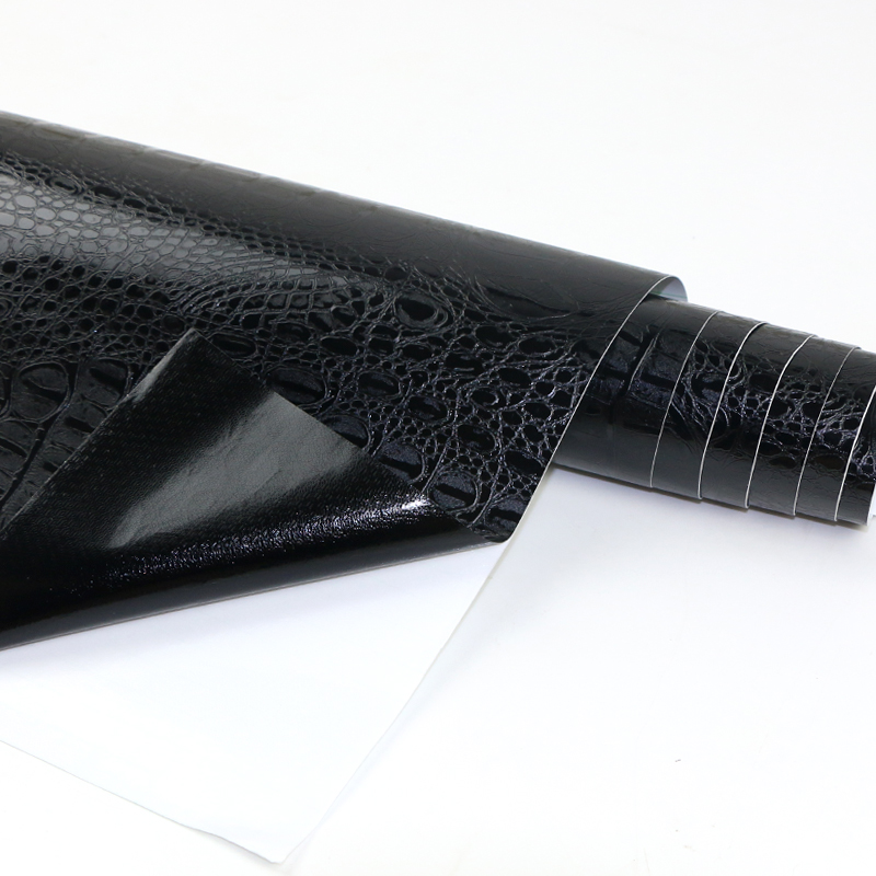 60cmX152cm Snake skin Crocodile Skin Leather Pattern Carbon Fiber Vinyl Film Automobiles Motorcycle bicycle sticker car-styling