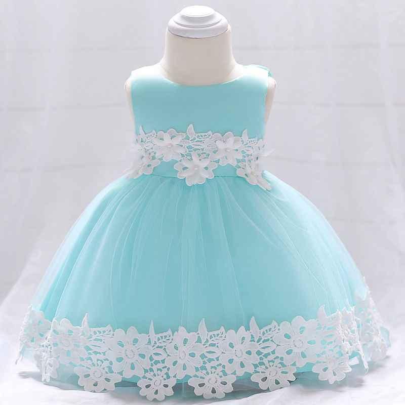 Lentejuelas Vintage Vestido De Bebé Niñas Vestidos De