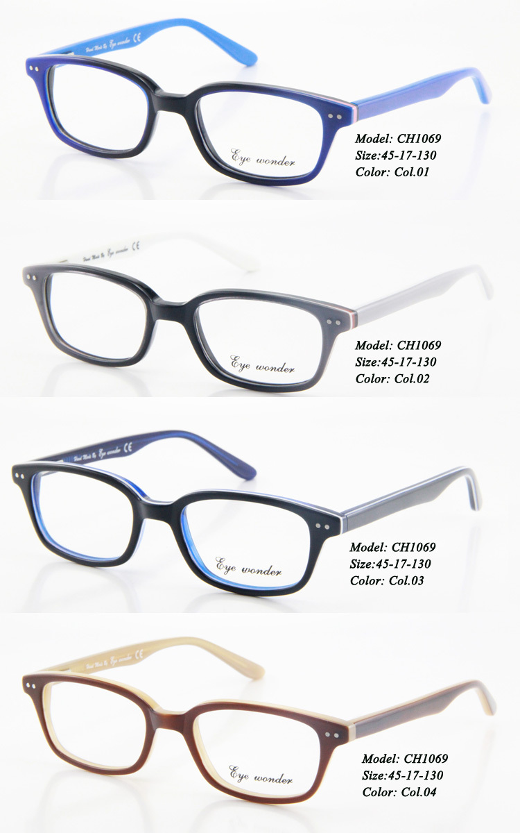 47117b00d9 EYE WONDER Kids Glasses Accessories Fashion Baby Frames Boys Glasses Frames  Girls Acetate Eyeglasses-in Eyewear Frames from Apparel Accessories on ...