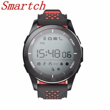 Smartch F3 Smart Watch Bracelet IP68 waterproof Smartwatches Outdoor Mode Fitness Sports Tracker Reminder Wearable Devices