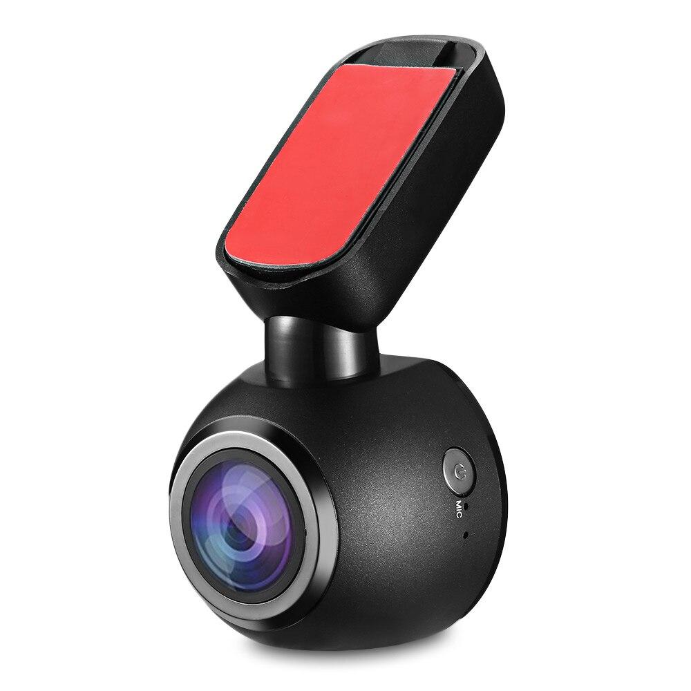 Q1 Car Dash Camera 1080P HD Driving Recorder Parking Monitor Loop Record G-sensor 170 Degree Angle Night Vision Dash Cam цена 2017