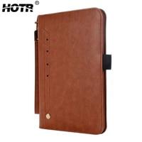 HOTR For Ipad Mini 1 2 3 4 7 9 Leather Case Vintage PU Leather Case
