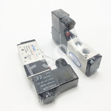 pneumatic tools Quality pneumatic components AIRTAC  solenoid valve  valves air valve Voltage is 220V  4V210-08 недорго, оригинальная цена