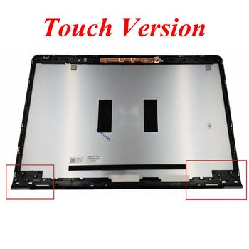 """YALUZU NEW LCD Screen Top Lid Cover FOR Dell Inspiron 15 5545 5547 5548 Series 15.6"""" LCD Back Cover 0HR6TX HR6TX AM13H000300"""