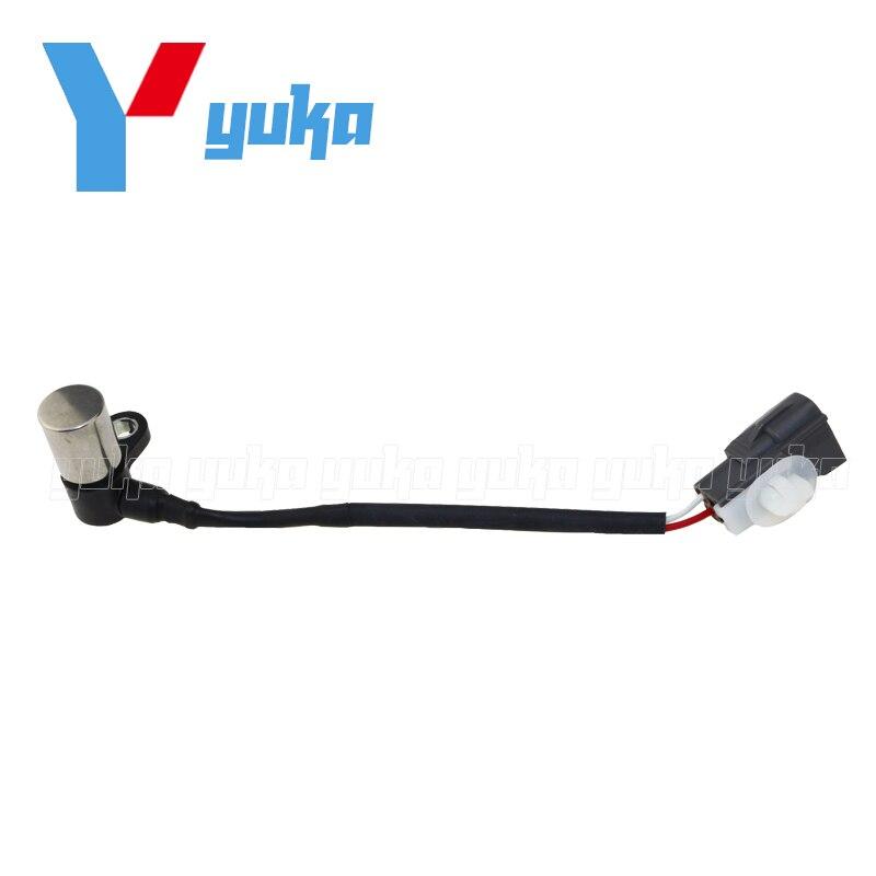Free Shipping Crankshaft Position Sensor For Suzuki Mitsubishi 19311 97201 0296001330 0296001330 1931197201